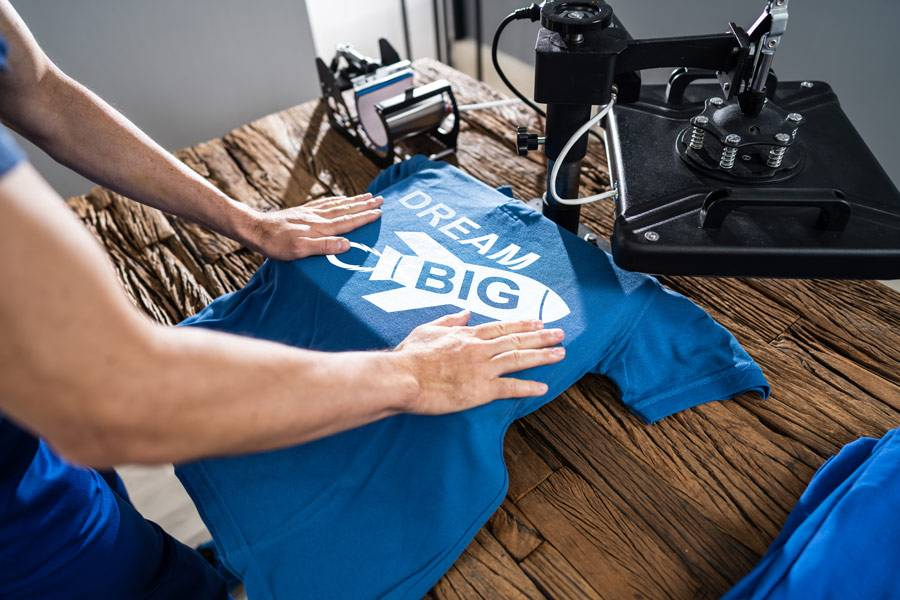 Custom Shirt Printing in Fond du Lac