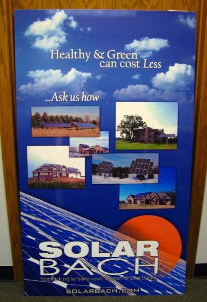 Custom Indoor Signs in Fond du Lac, Green Bay, and Neenah, WI